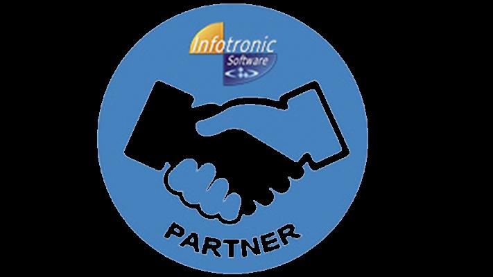 Logo Infotronic Partner